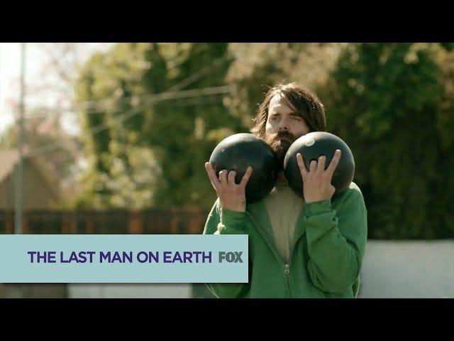 <i>Last Man On Earth</i> clips zijn verrukkelijk, maar ook diep depressief