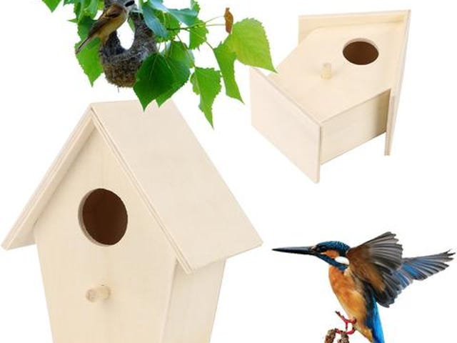 Nest House Bird House Bird Box