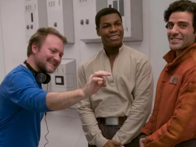 Açıklama Rian Johnson <i>The Last Jedi</i> Fan Remake Fan Onayladı