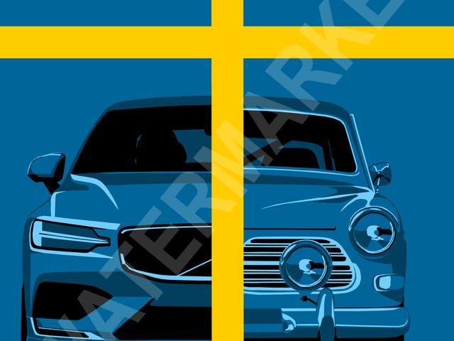 Blipshift Volvo submission