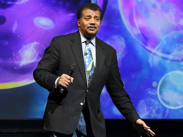 Vierde vrouw beschuldigt natuurkundige Neil deGrasse Tyson van seksueel misbruik