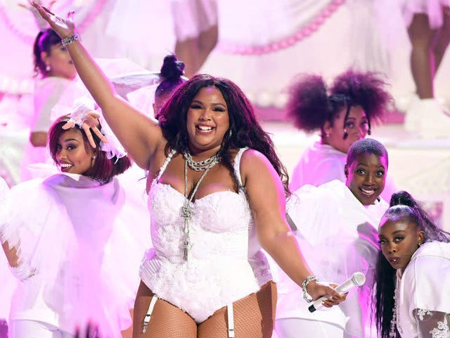 Lizzo Tosses Her Hair, er, Hat in the Ring to Play Ursula in Little Mermaid as Melissa McCarthy Said to Be Disney's Pick