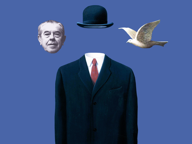 René Magritte As Philosophical Detective