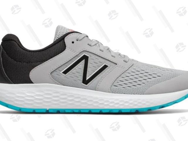 Run On Down and Grab a Pair of New Balance Running Shoes For $29
