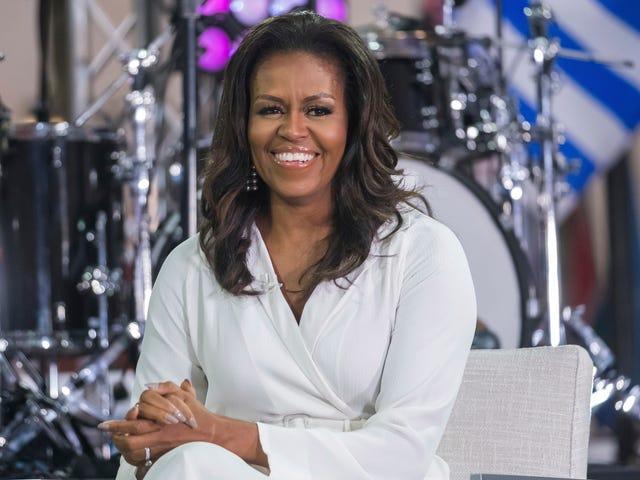 Khi Becoming , Michelle tiết lộ Barack Obama là một 'Swerver' và nó có thể bị mất phương hướng