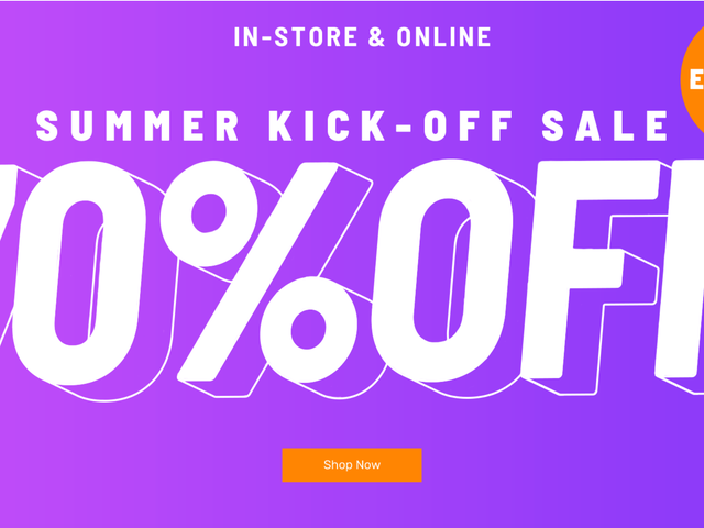 Save Up to 70% on Summer Essentials From Forever 21