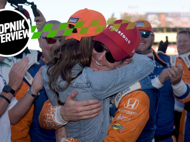 Scott Dixon On Balancing IndyCar Championships With Having A Real Life
