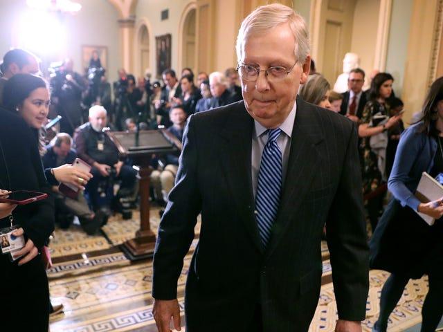 Así es como funcionará el juicio de juicio político del Senado