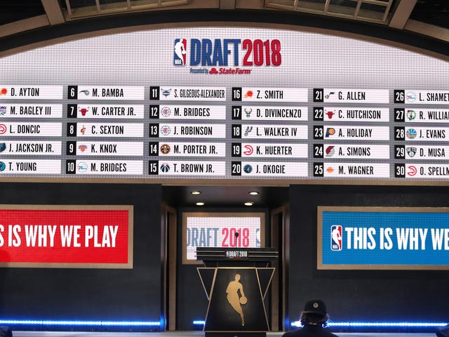 Report: NBA Teams Want Unfettered Access To Medical Records Of Prospects Before Killing One-And-Done