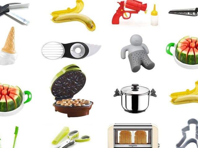 Help me kill my darlings: Kitchen gadget edition