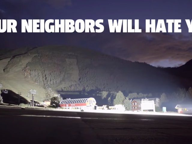 The Brightest LED Truck Light Bar Ever Will Make Your Neighbors Hate You