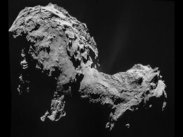 Rosetta's Comet Is Even Weirder Than We Thought