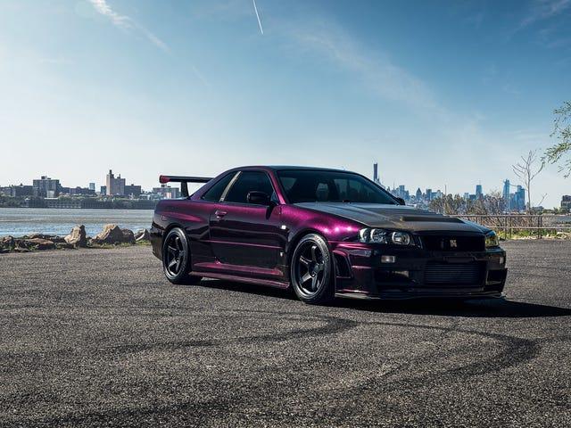 Vos fonds d'écran Nissan R34 GT-R ridiculement impressionnants sont ici