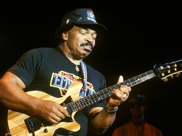 "R.I.P. bluesman and Blues Brothers bandmate Matt ""Guitar"" Murphy"