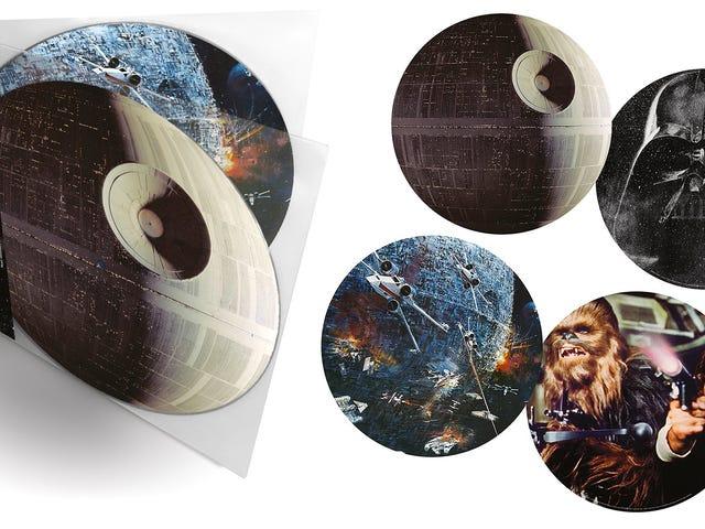 Den originale <i>Star Wars</i> Soundtrack vil være tilgjengelig igjen på dette nydelige vinylsettet