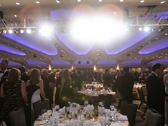 The Correspondents' Dinner Displayed the Vast Whiteness of the White House Media