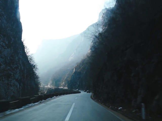 A cool video with weird Croatian-folk-American-rock music.