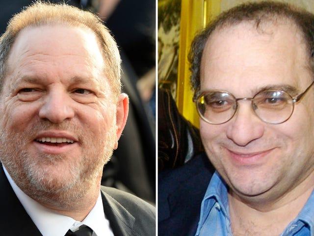 Γυναίκες Στελέχη Προσφορά για Weinstein Co με τα χρήματα και την ποιητική δικαιοσύνη