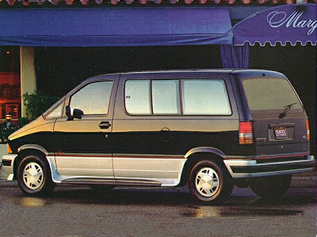 The Ford Aerostar Was Better Than You Think