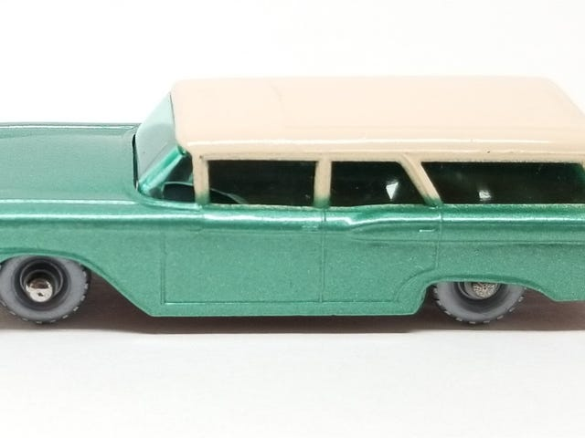 [REVIEW] Lesney Matchbox American Ford Station Wagon