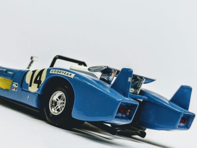 Viernes francés: MATRA MS670, Le Mans 1972