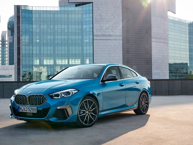 The 2020 BMW 2 Series Gran Coupe Wears A Roundel, But Carries Mini DNA