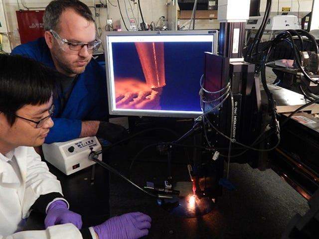 Sådan styres termitiske pyroteknik med 3D-udskrivning