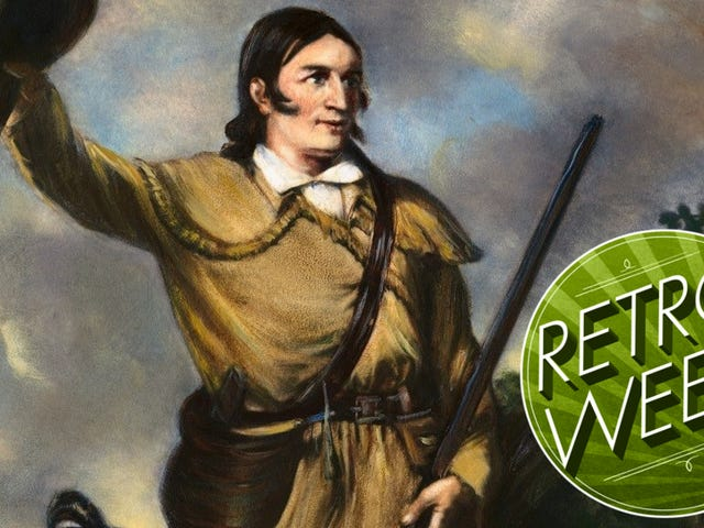 Davy Crockett's Best Life Lessons