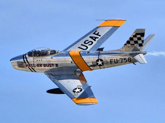 The North American F-86 Sabre Market is Broken