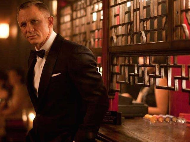 Actually, Daniel Craig Will Probably Sign Onto a Fifth James Bond Film