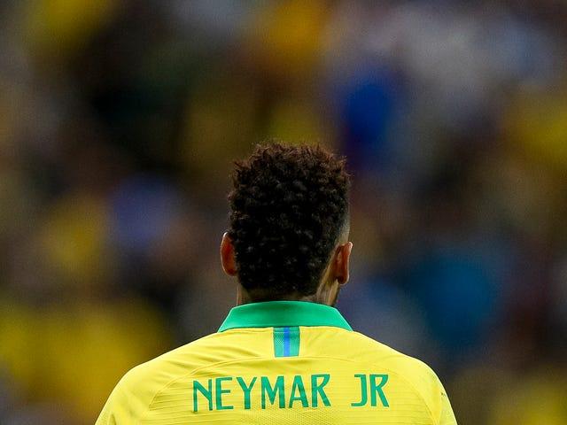 The Neymar Rape Case Has Turned Into A Huge Mess
