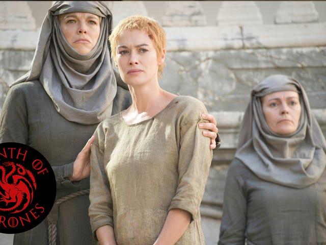 Cersei's walk of shame (shame, shame) sealed the fates of many in King's Landing