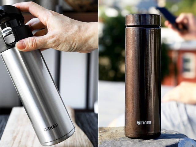 Take Your Pick of Vacuum Travel Mugs For Under $13