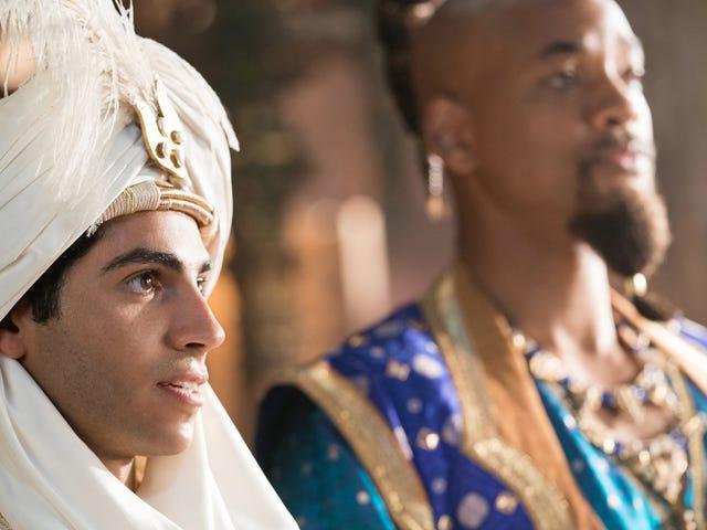 La rata callejera hace bien: Aladdin acaba de romper la marca de los mil millones de dólares