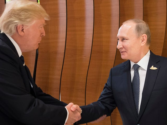 Report: Intelligence Officials Won't Brief Trump on Cyberattacks Against Russia For Fear He Might Get Mad and Tell Putin