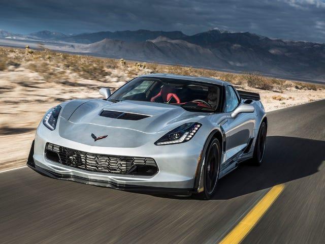 Corvette Omistaja Sues General Motors yli väitetysti vialliset pyörät