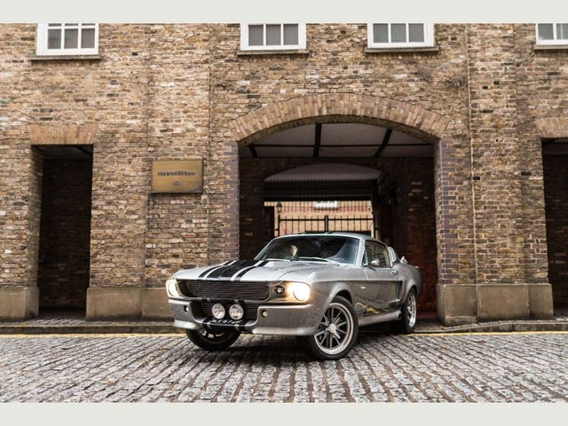 Ford Mustangs classiques sur Autotrader UK