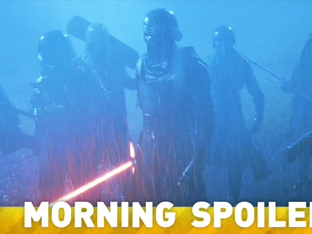 Tantalizing Hints About a Major Battle In Star Wars: The Force Awakens