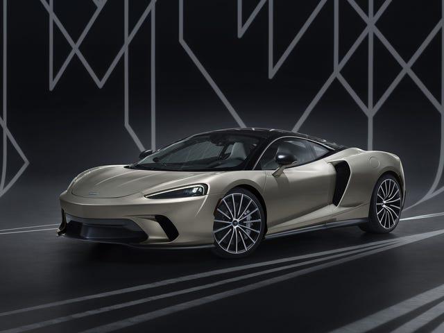 Quando eu crescer, quero ser um McLaren GT