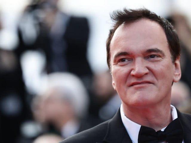 Teater Filem Quentin Tarantino Mengambil Perintah Terhadap 'Lelaki Deranged'