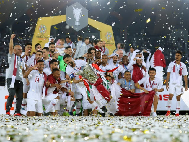 Qatar Tuned Up For The 2022 World Cup By Winning The Asian Cup For The First Time