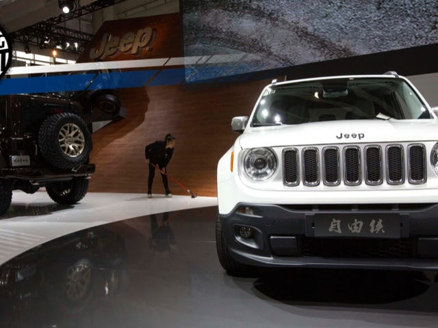 Jeep Sale To Chinese Company May Be Going Nowhere
