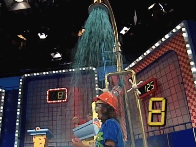 Nickelodeon'sDouble DareIs Getting a Reboot and Reminds Us It Was a Slime Dunk From the Start