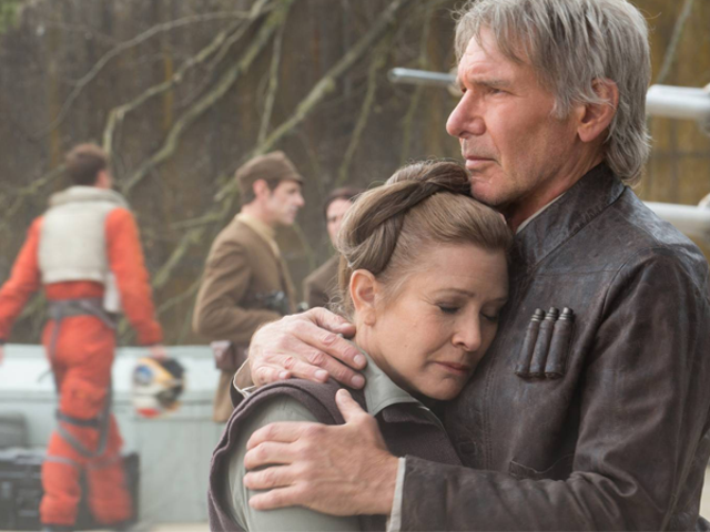 Rian Johnson Explains #35: Here's Why Han's Funeral Never Made It Into The Last Jedi