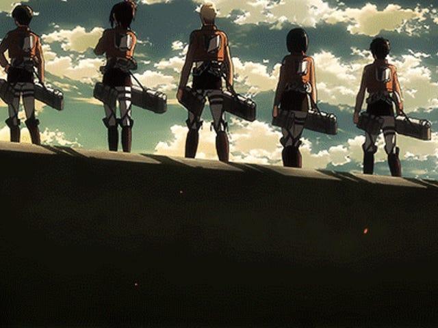 "Attack on Titan Season 2 - ""Beast Titan"" - Episode 26 Impressions"