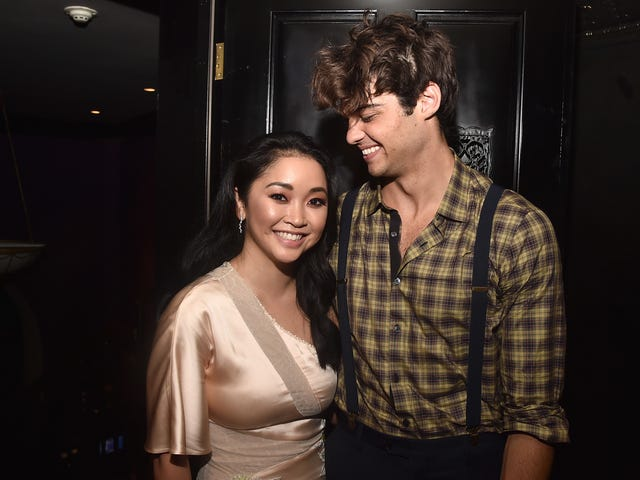 Lana Condor and Noah Centineo Made a Pact Not to Date, Just Like Their Characters in To All The Boys I've Loved Before