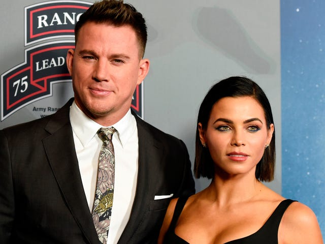 Channing Tatum i Jenna Dewan Tatum Love Is Dead