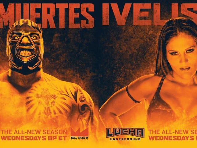 Lucha Underground Season 2 Premiere