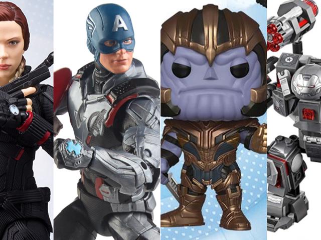 Här är alla de nya Avengers: Endgame-leksaker som berättar absolut ingenting om Avengers: Endgame