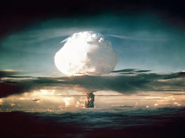 Radiation Levels at the Marshall Islands Remain Disturbingly High